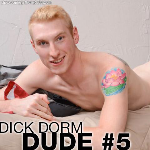 Dick Dorm Dude #5 American Amateur Gay Porn Guy Gay Porn 133557 gayporn star