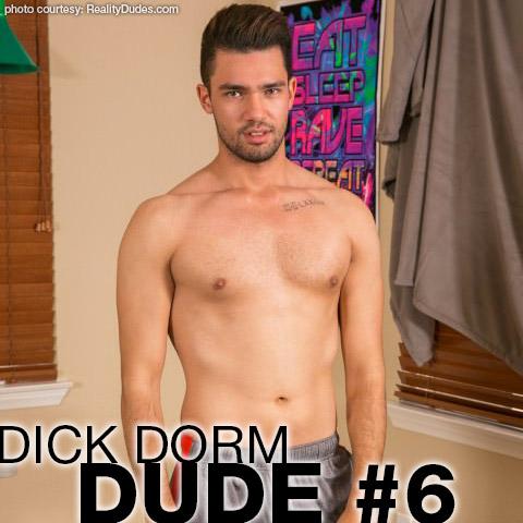 Dick Dorm Dude #6 American Amateur Gay Porn Guy Gay Porn 133560 gayporn star