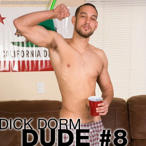 Dick Dorm Dude #8 American Amateur Gay Porn Guy Gay Porn 133563 gayporn star