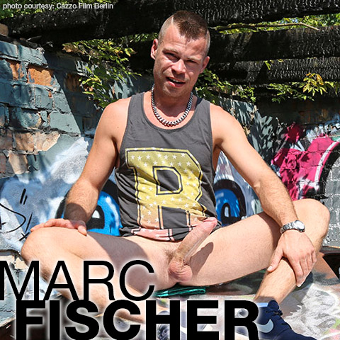 Marc Fischer European Cazzo Film Berlin Gay Porn Star Gay Porn *NUMBER* gayporn star