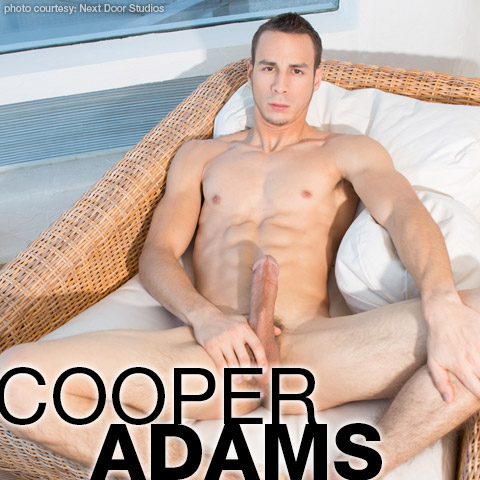 Cooper Adams Next Door Studios American Gay Porn Star Gay Porn 133614 gayporn star