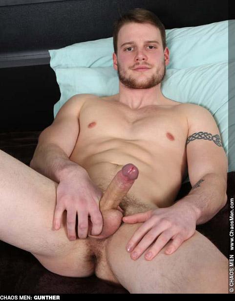Gunther ChaosMen Amateur Gay Porn Guy Bareback 133651 gayporn star