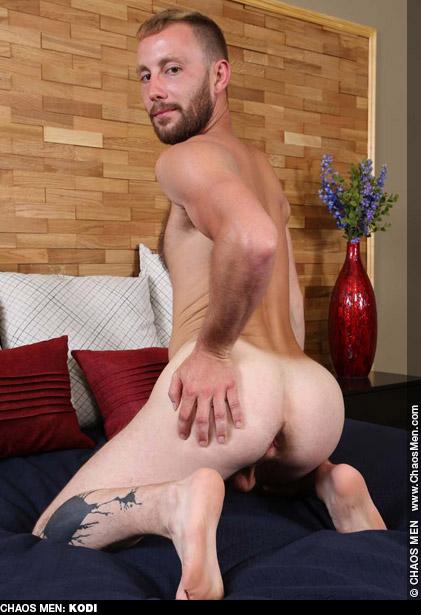 Kodi Handsome Bearded Ginger ChaosMen Amateur Gay Porn Guy Bareback 133655 gayporn star