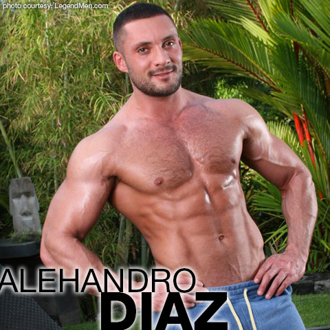Alehandro Diaz Ron Lloyd LegendMen Model & Performer Gay Porn 133675 gayporn star Body Image Productions