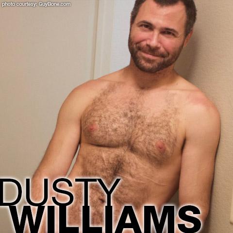 Dusty Williams American GuyBone Gay Porn Dude Gay Porn 133709 gayporn star amateur Scruffy Otter