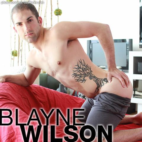 Blayne Wilson American Gay Porn Star Gay Porn 133716 gayporn star