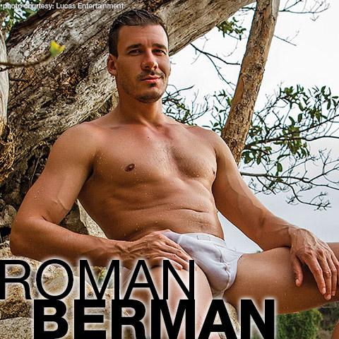 Roman Berman Lucas Entertainment Gay Porn Star Gay Porn 133730 gayporn star