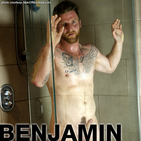 Benjamin Canadian Gay Porn Guy Gay Porn 133760 gayporn star