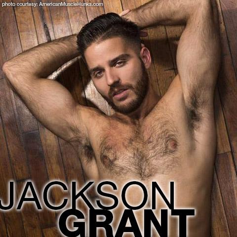 Jackson Grant American Muscle Hunk Gay Porn Star Gay Porn 133765 gayporn star #FreshMeat