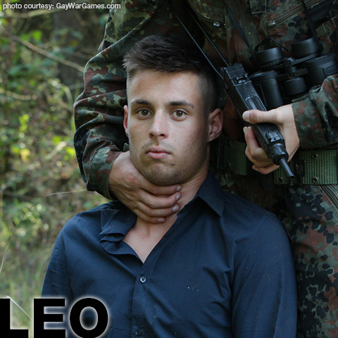 Leo James Dusek Gay War Games Czech Gay Porn Guy 133788 gayporn star
