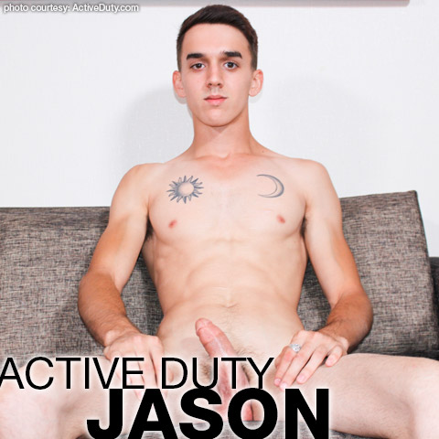 Jason American Military Active Duty Amateur Gay Porn 133828 gayporn star