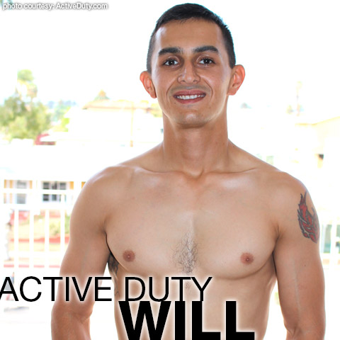 Will American Military Active Duty Amateur Gay Porn 133829 gayporn star