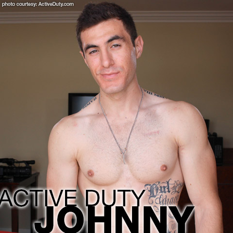 Johnny American Military Active Duty Amateur Gay Porn 133830 gayporn star