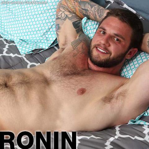 Ronin Rocke Husky Handsome Muscular ChaosMen Amateur Gay Porn Star Bareback 133902 gayporn star gay porn star