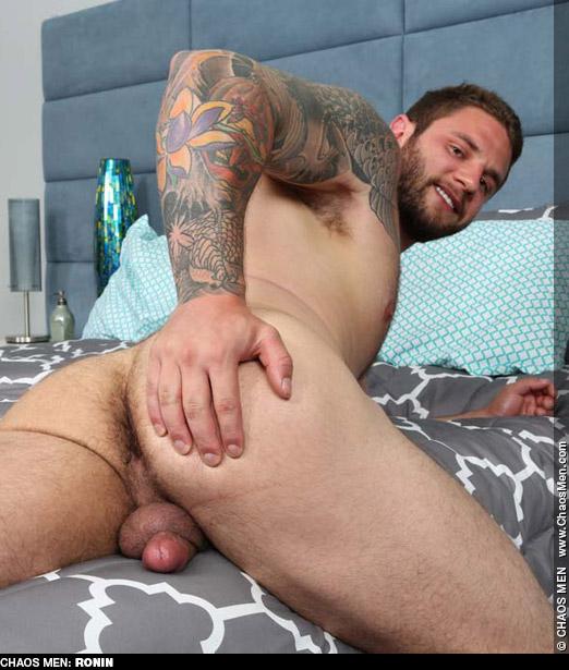 Ronin Rocke Husky Handsome Muscular ChaosMen Amateur Gay Porn Star Bareback 133902 gayporn star