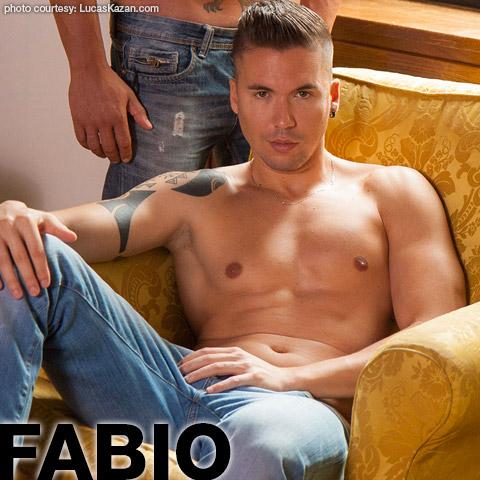 Fabio Cute Lucas Kazan European Gay Porn Star Gay Porn 133921 gayporn star