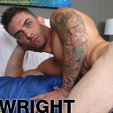 Wright ChaosMen Amateur Gay Porn Guy Bareback 133937 gayporn star gay porn star