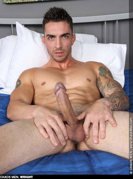 Wright ChaosMen Amateur Gay Porn Guy Bareback 133937 gayporn star