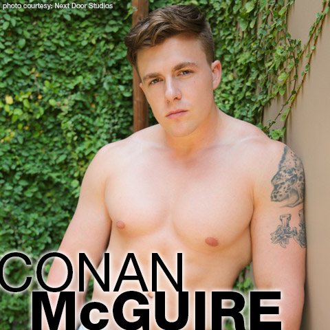 Conan McGuire Next Door Studios Blond College Hunk Gay Porn Star Gay Porn 134028 gayporn star