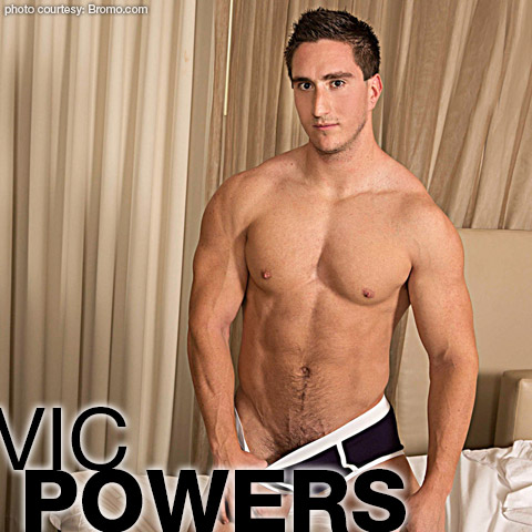 Vic Powers Victor Powers American College Jock Gay Porn Star Muscle Bottom Gay Porn 134029 gayporn star Bromo bareback