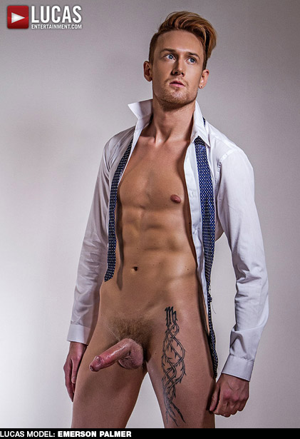 Emerson Palmer Sexy Hung Ginger Gay Porn Star Gay Porn 134050 gayporn star