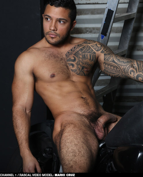 Mario Cruz Hunky Latino Gay Porn Star Gay Porn 134059 gayporn star
