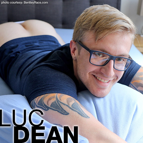 Luc Dean Nerdy Blond Bentley Race Aussie Mate Gay Porn Guy Gay Porn 134060 gayporn star #FreshMeat