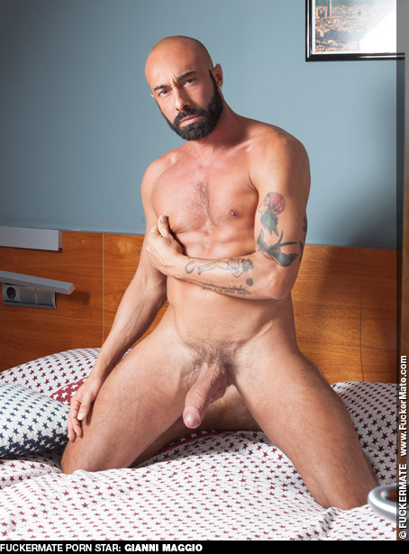 Gianni Maggio Hung Handsome Spanish Daddy Gay Porn Star Gay Porn 134143 gayporn star