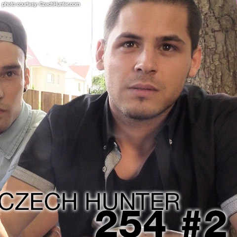 Czech Hunter 254 #2 Young Czech Amateur Guy has Gay Sex for money Gay Porn 134247 gayporn star CzechHunter