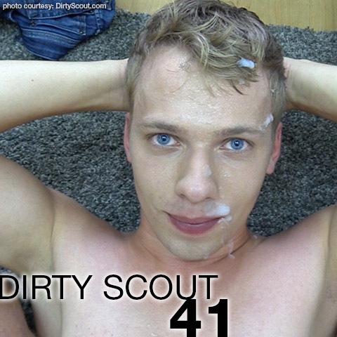 Dirty Scout 41 Dirty Scout hires Broke Czech Guy Gay Porn 134297 gayporn star