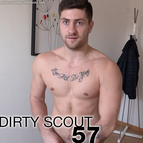 Dirty Scout 57 Dirty Scout hires Broke Czech Guy Gay Porn 134306 gayporn star Jake Wright