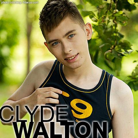 Clyde Walton UK Gay Porn Twink Gay Porn 134331 gayporn star