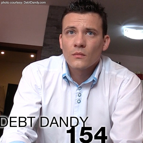 Debt Dandy 154 Debt Dandy Broke Czech Guy Gay Porn 134343 gayporn star