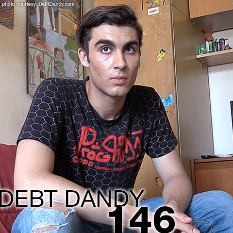 Debt Dandy 146 Debt Dandy Broke Czech Guy Gay Porn 134349 gayporn star