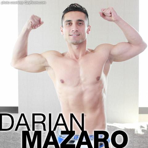 Darian Mazaro Handsome Personal Trainer Type Gay Porn Star Gay Porn 134385 gayporn star