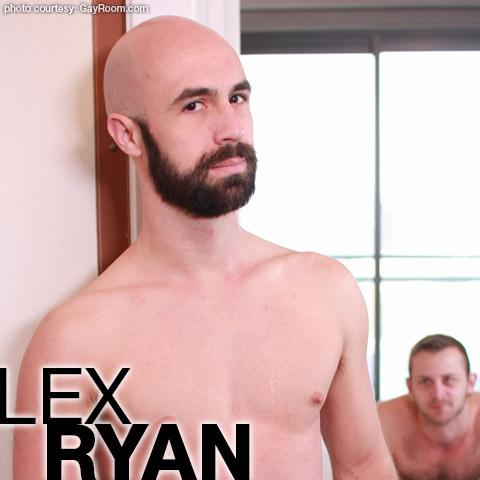 Lex Ryan Bearded Big Dicked Gay Porn Star Gay Porn 134391 gayporn star