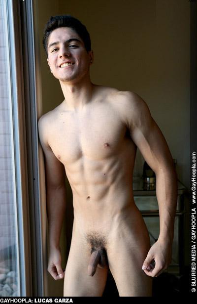 Lucas Garza American Exhibitionist College Jock Gay Porn GayHoopla Amateur Gay Porn 134415 gayporn star