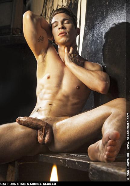 Gabriel Alanzo Sexy Uncut Latino Gay Porn Star Gay Porn 134488 gayporn star
