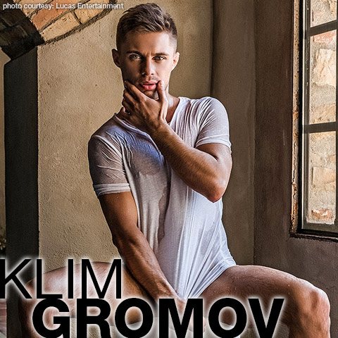 Klim Gromov Russian Lucas Entertainment Gay Porn Bottom Gay Porn 134497 gayporn star
