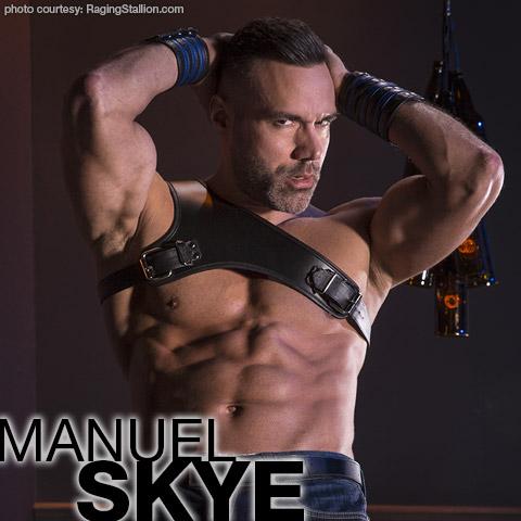 Manuel Skye Uncut Muscle Daddy Gay Porn Star Gay Porn 134604 gayporn star