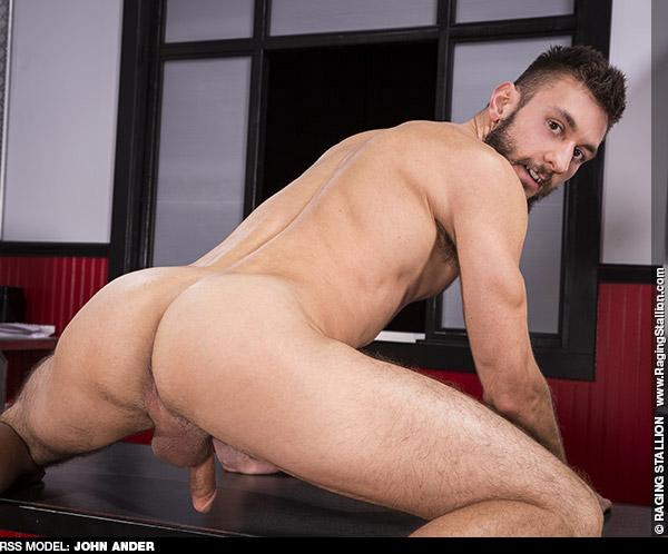 John Ander Raging Stallion American Gay Porn Star Gay Porn 134608 gayporn star