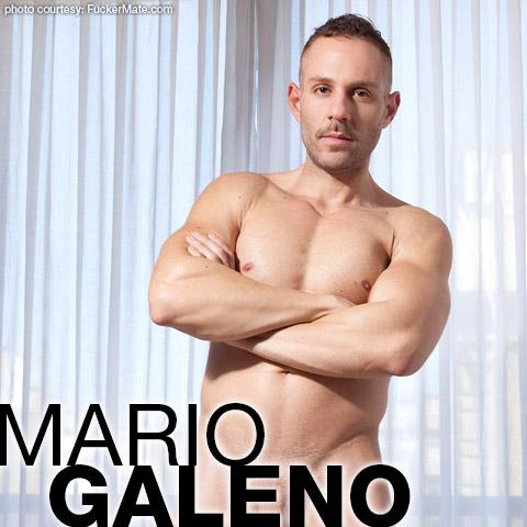 Mario Galeno Hung Brazilian Muscle Gay Porn Star Gay Porn 134620 gayporn star