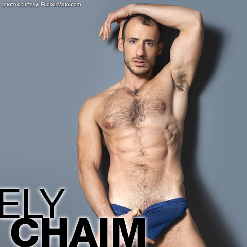 Ely Chaim Ely Chaim Ripped Handsome Hung Gay Porn Star Gay Porn 134623 gayporn star