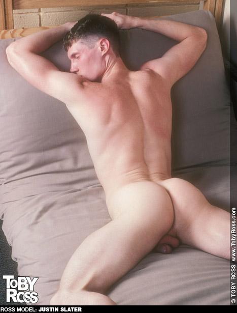 Justin Slater Hung Slender American Gay Porn Star Gay Porn 134637 gayporn star