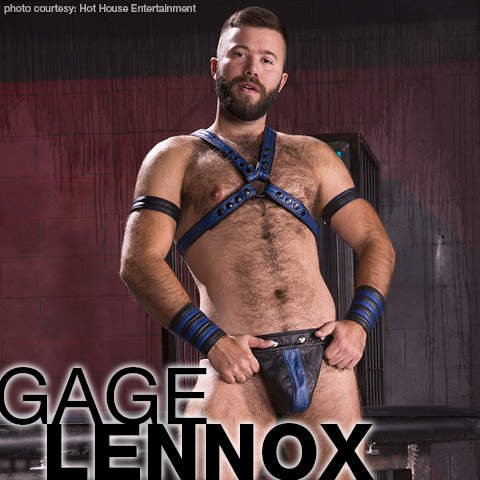 Gage Lennox Furry American Gay Porn Star Butt Slut Gay Porn 134644 gayporn star