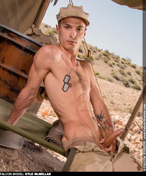 Kyle McMillan Scrappy Lookin Falcon Studios American Gay Porn Star Gay Porn 134650 gayporn star