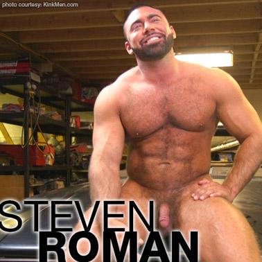 Steven Roman Steve Roman Hairy Daddy Kink Men American Gay Porn Star Gay Porn 134656 gayporn star