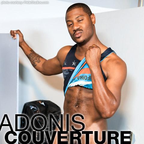 Adonis Couverture Hung Black Uncut Gay Porn Star Gay Porn 134673 gayporn star
