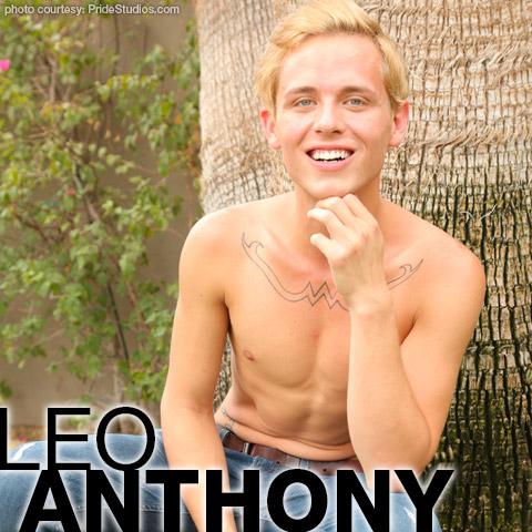 Leo Anthony American Blond Twink Gay Porn Star Gay Porn 134675 gayporn star