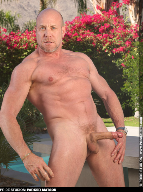 Parker Matson Uncut Hung Muscle Daddy Gay Porn Star Gay Porn 134676 gayporn star